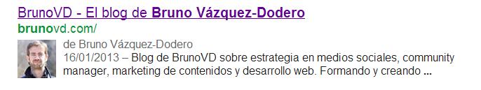 Blog de Bruno Vázquez-Dodero